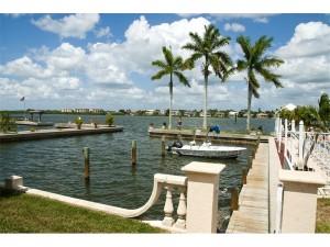 Palm Bay Club Boat Docks